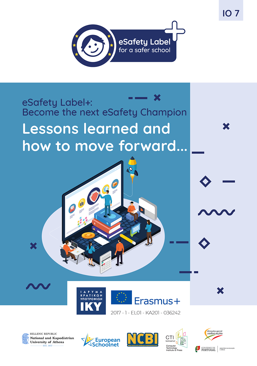 eSafety Label+ manifesto cover